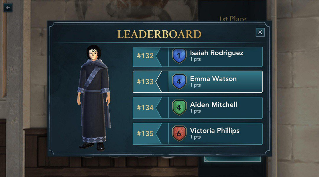 How to win the House Cup in Harry Potter: Hogwarts Mystery