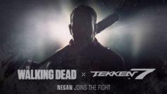 The Walking Dead's Negan is coming to Tekken 7