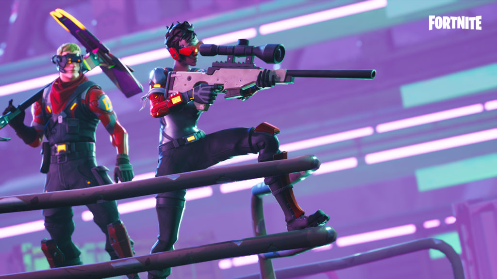fortnite battle royale sniper cipher