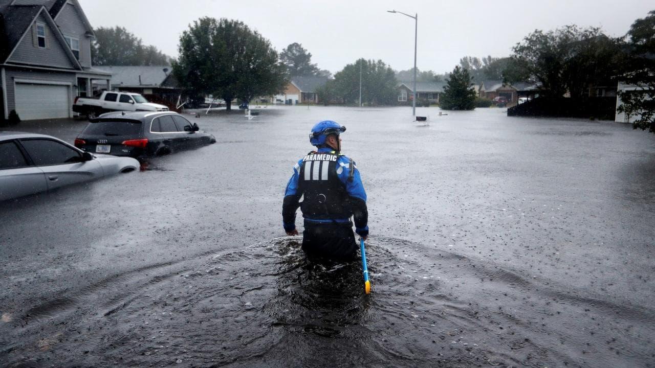 Flood Paramedic