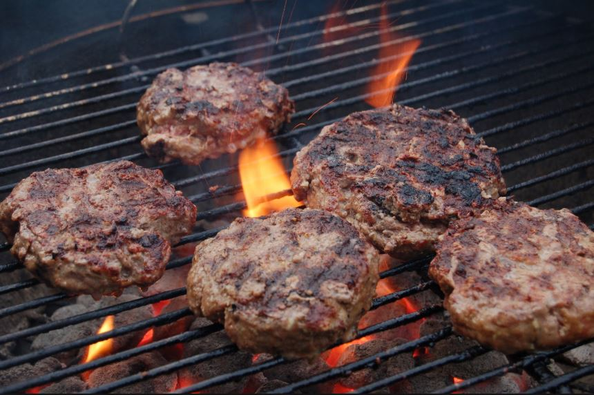 Cooking outdoors reigns supreme