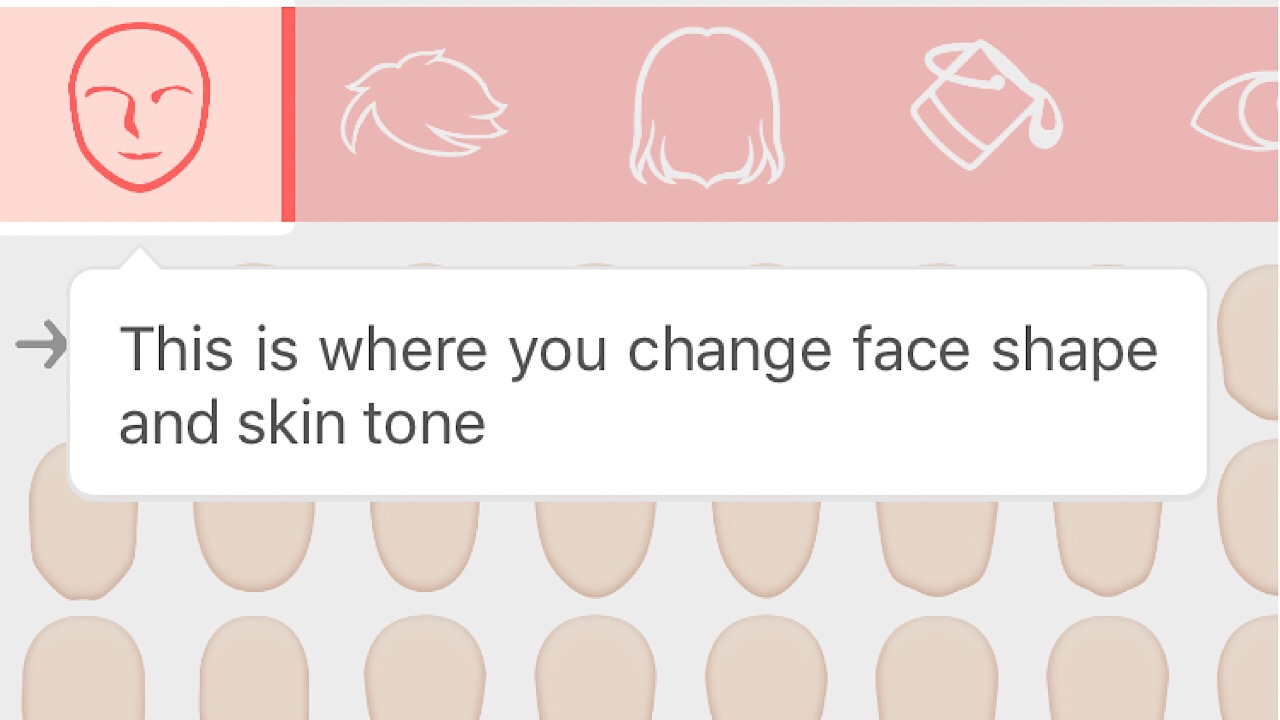 Emoji me screenshot