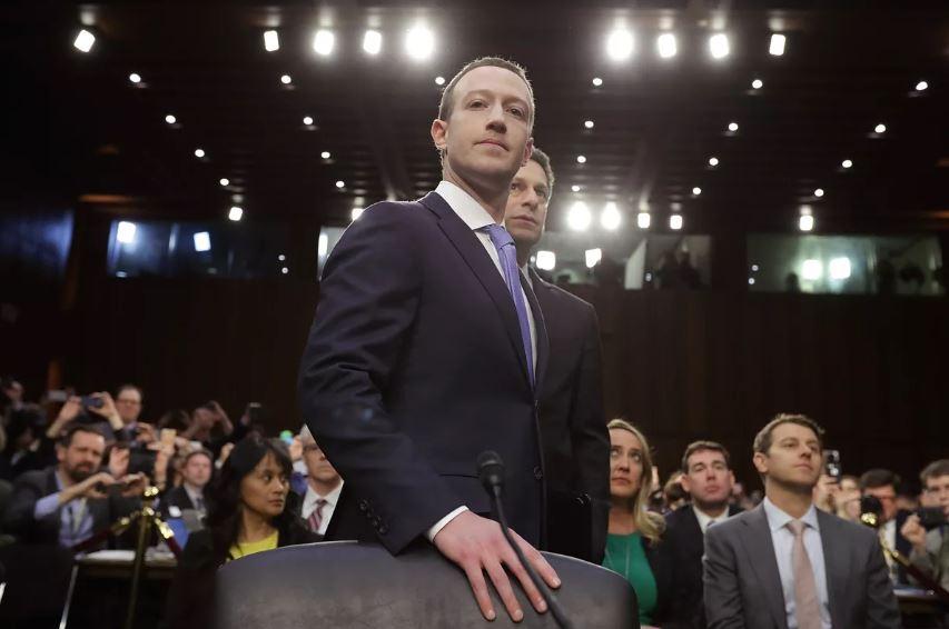 The almighty Zuckerberg