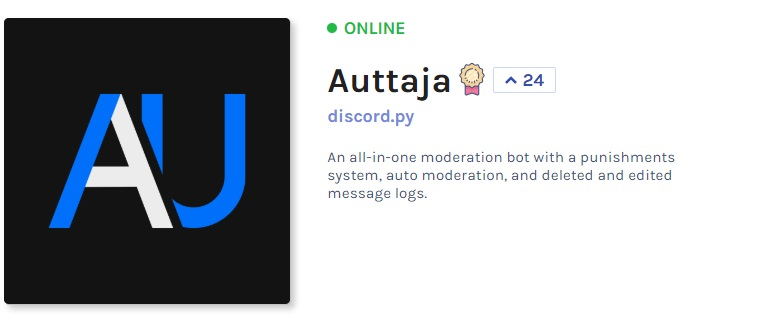 Discord Podcast Player Bot