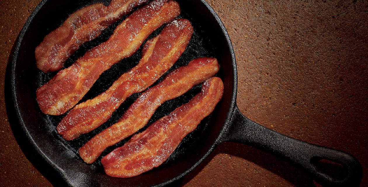 bacon strips bacon strips bacon strips