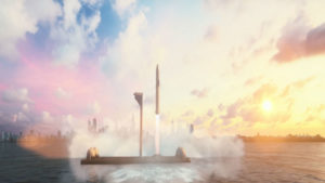 Take a look at Elon Musk's crazy new spaceship