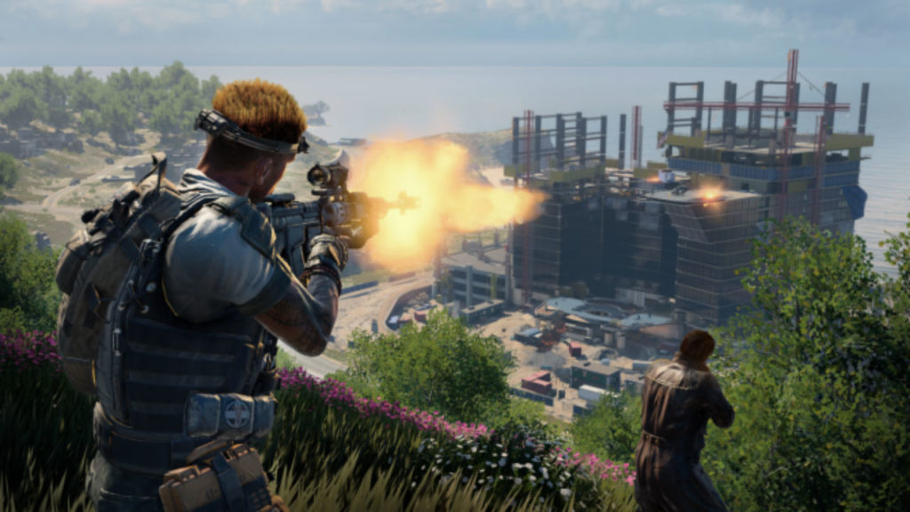 call of duty blackout black ops 4