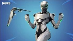 New guns, grappels, and free skins come to Fortnite