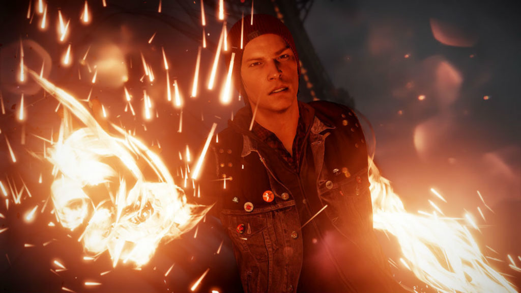 inFamous Second Son Delsin Rowe