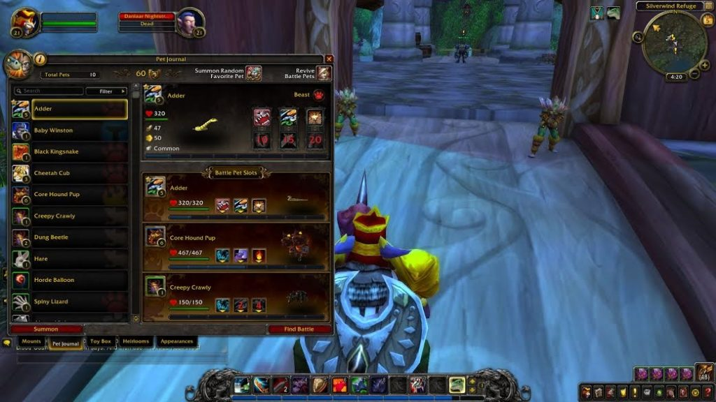 World Of Warcraft Beginner S Guide To Battle Pets Softonic
