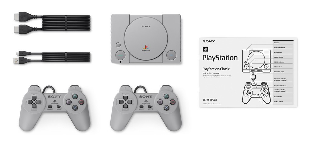 PS Classic playstation