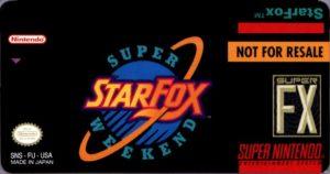 Super Star Fox Weekend NES