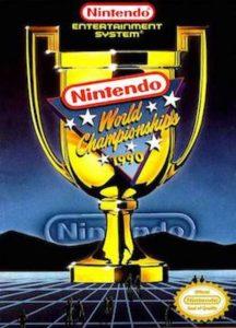 Nintendo World Championships 1990 NES