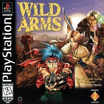 wild arms cover