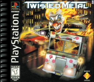 twisted metal cover