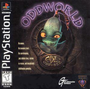 oddworld abe's obysee cover