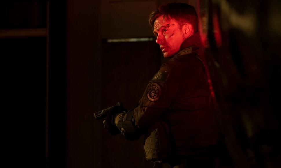 Benjamin Poindexter ca. Daredevil Season 3