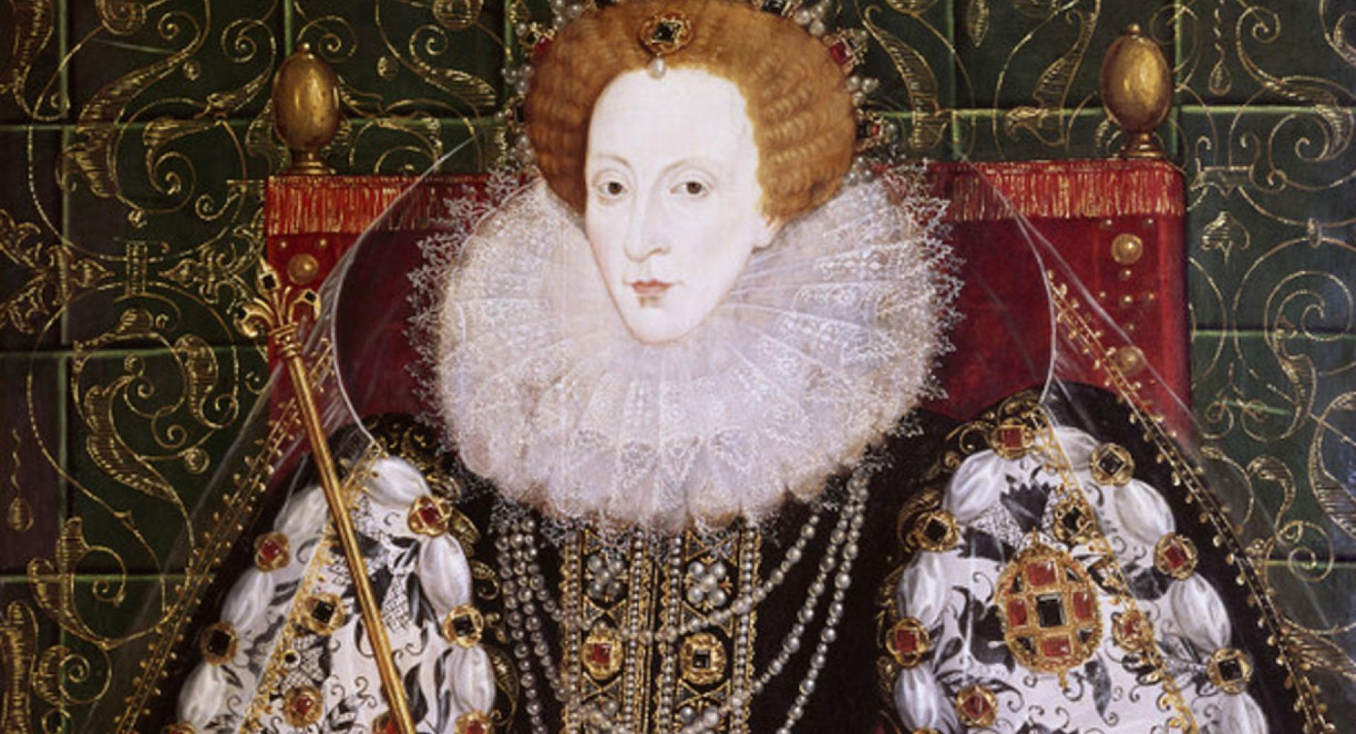 Queen Elizabeth I had to thrive as a female ruler in a world dominated by men