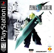 final fantasy vii cover