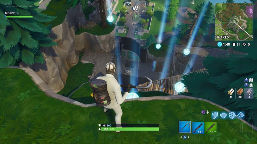 Fortnite Season 6 Where To Find The Timed Trials Map Included