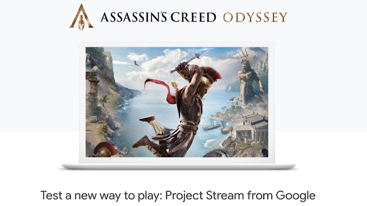 project stream screenshot