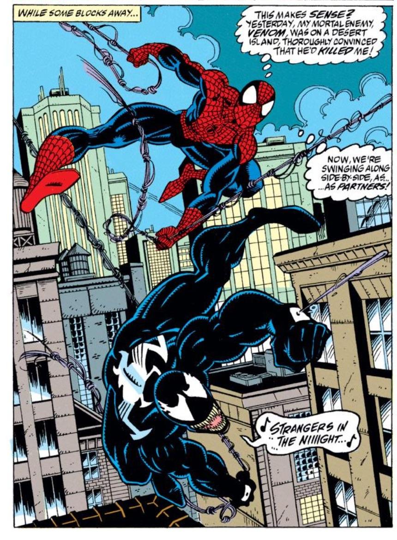 Venom isn't always the bad guy