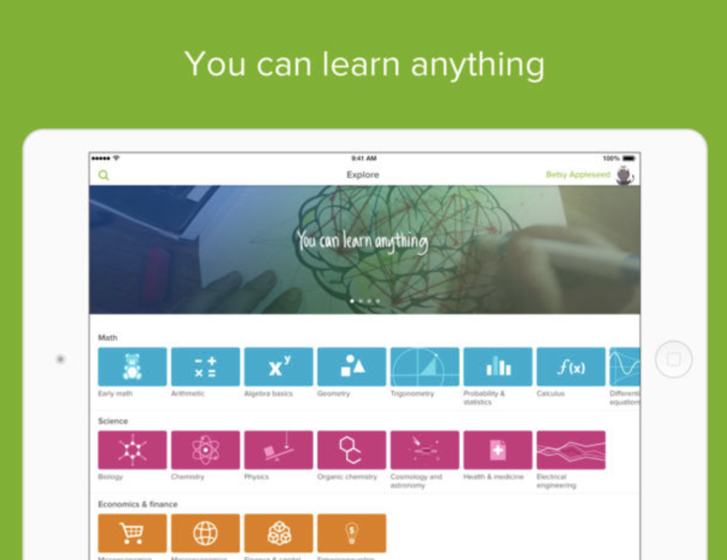 Khan Academy Mobile