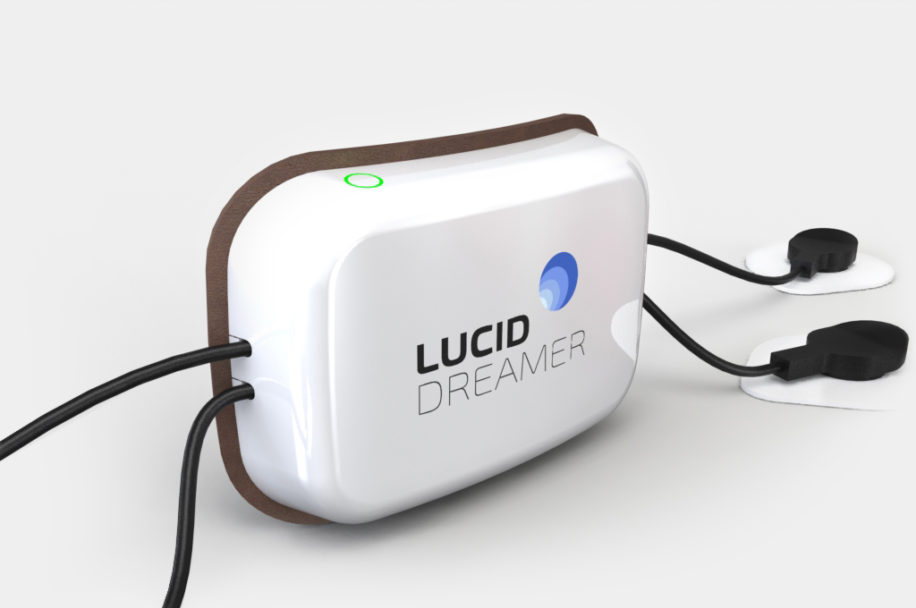 This device can trigger lucid dreams!