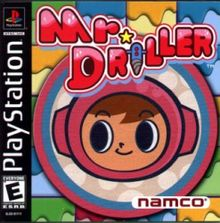 mr. driller cover