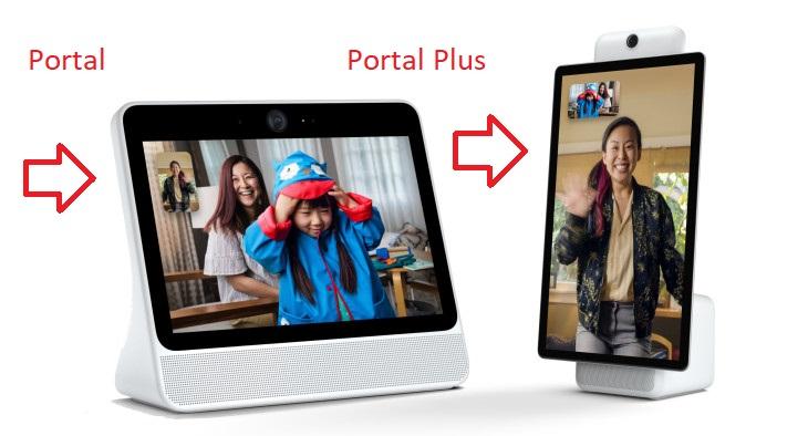 Portal vs Portal Plus