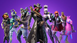 Fortnite Season 6: All Battle Pass skins