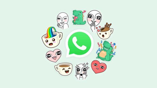 WhatsApp: how to make stickers