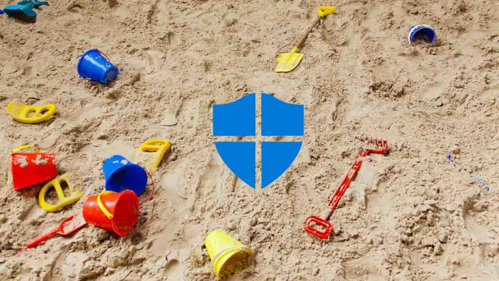 Why is it important that Windows Defender Antivirus can run in a sandbox?