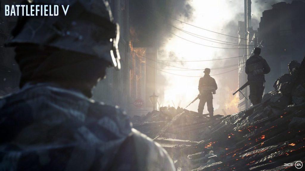 battlefield 5 soldiers