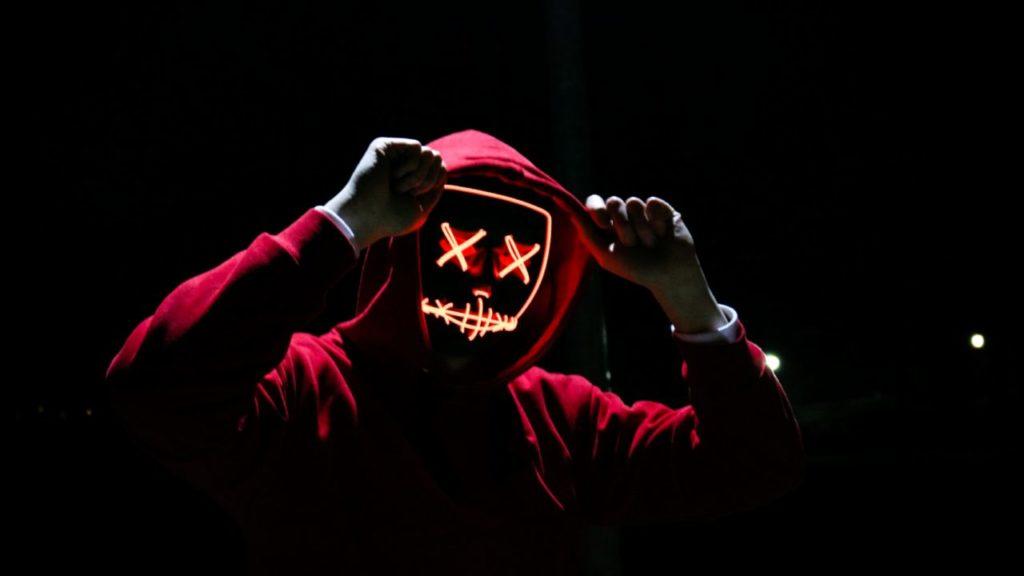 lights on costume