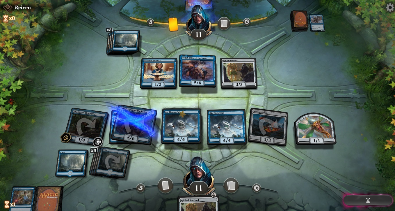 The best way to play Magic the Gathering online