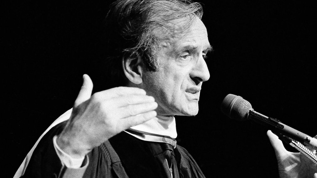 Elie Wiesel made it his life's goal to convey the necessity and severity of being more than a bystander