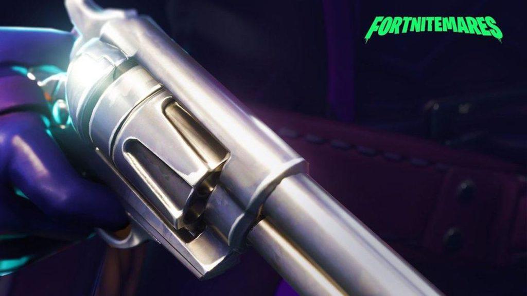 fortnite fortnitemares revolver