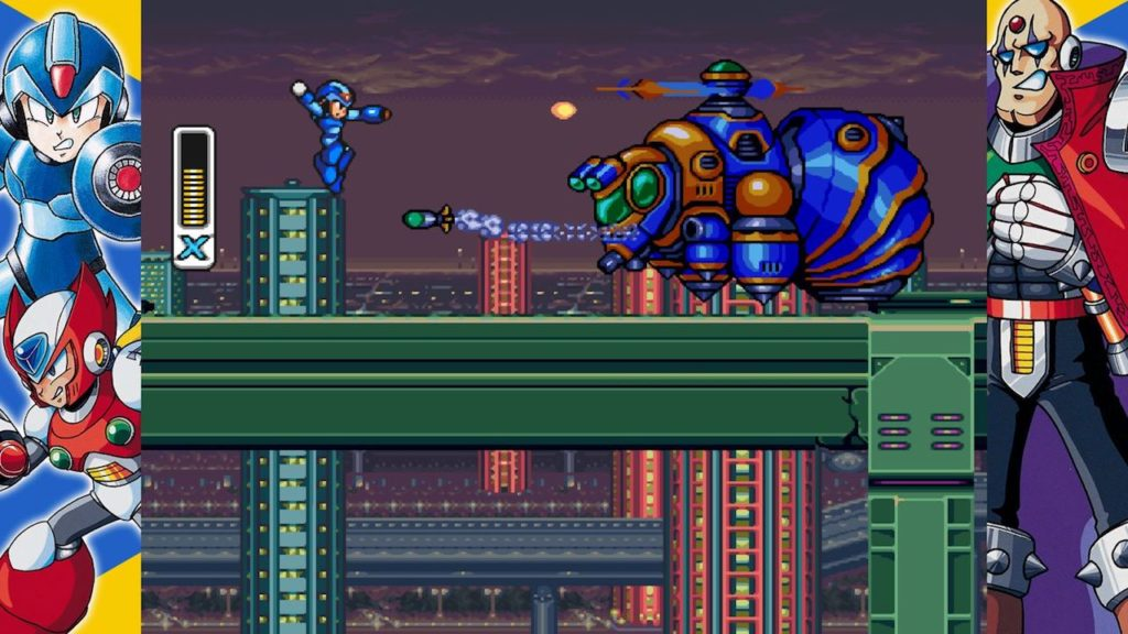 megaman legacy collection hd