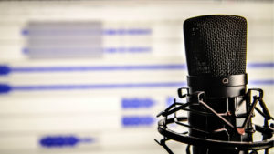 How to record a podcast with good sound quality