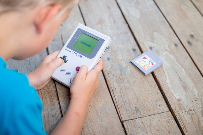 Classic Nintendo Game Boy