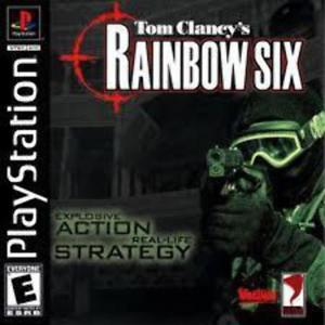 Tom Clancy's Rainbow Six cover