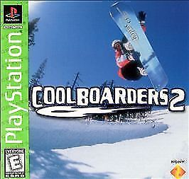 cool boarders 2 cover
