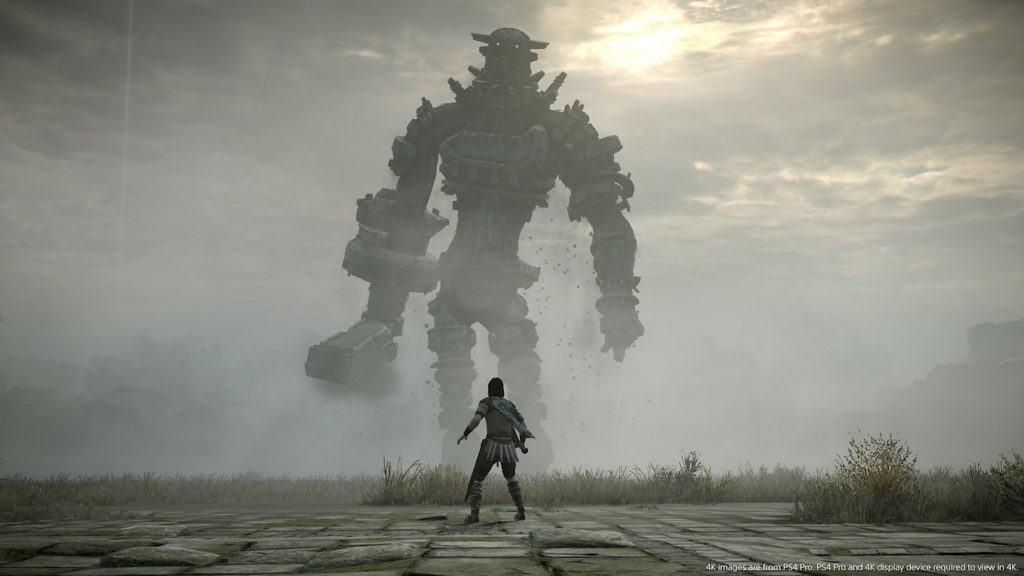 shadow of the colossus hd remaster