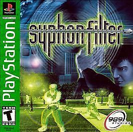 syphon filter cover