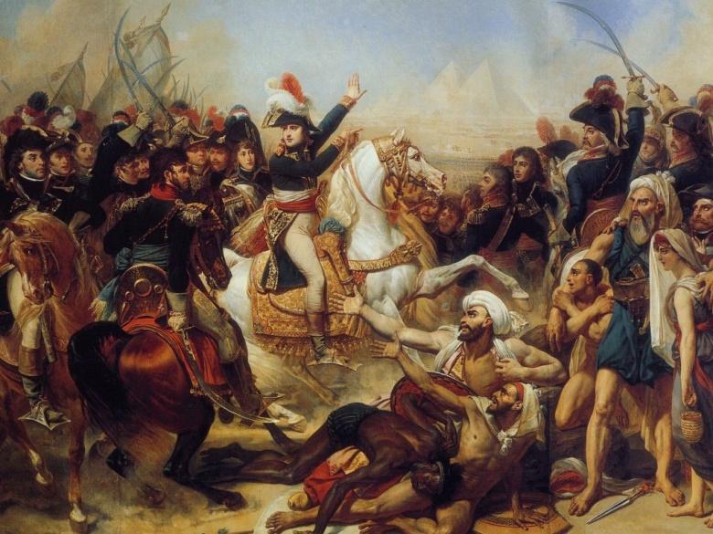 Bonaparte's chief strength was media discretion and control
