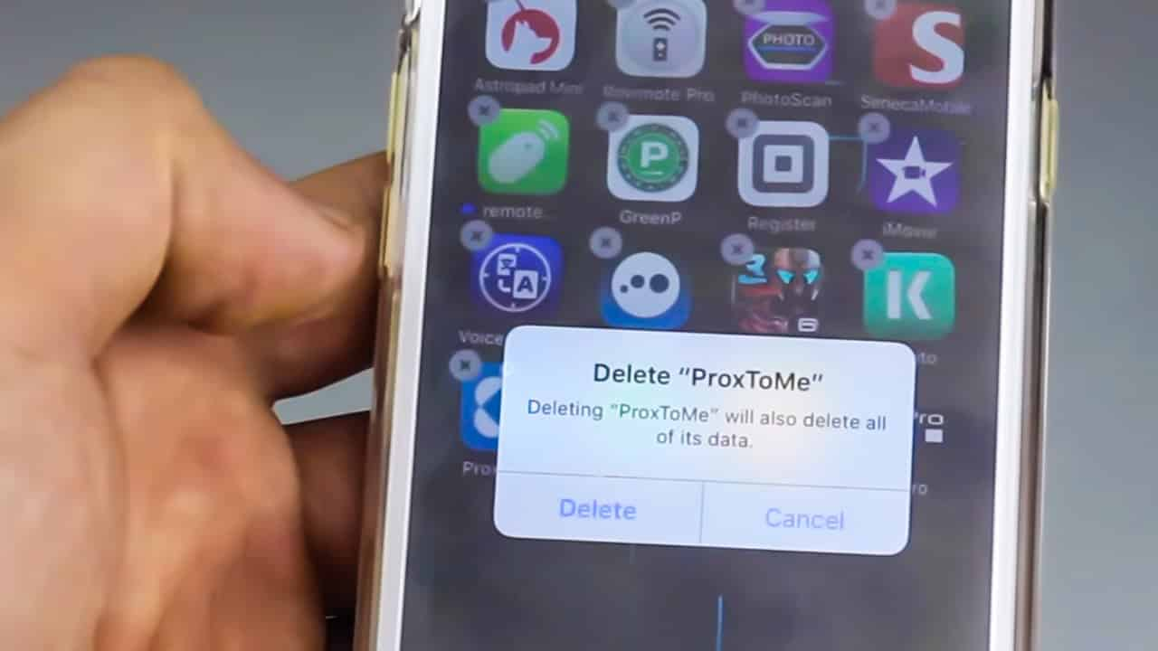 Apps can now track you even after you've uninstalled them