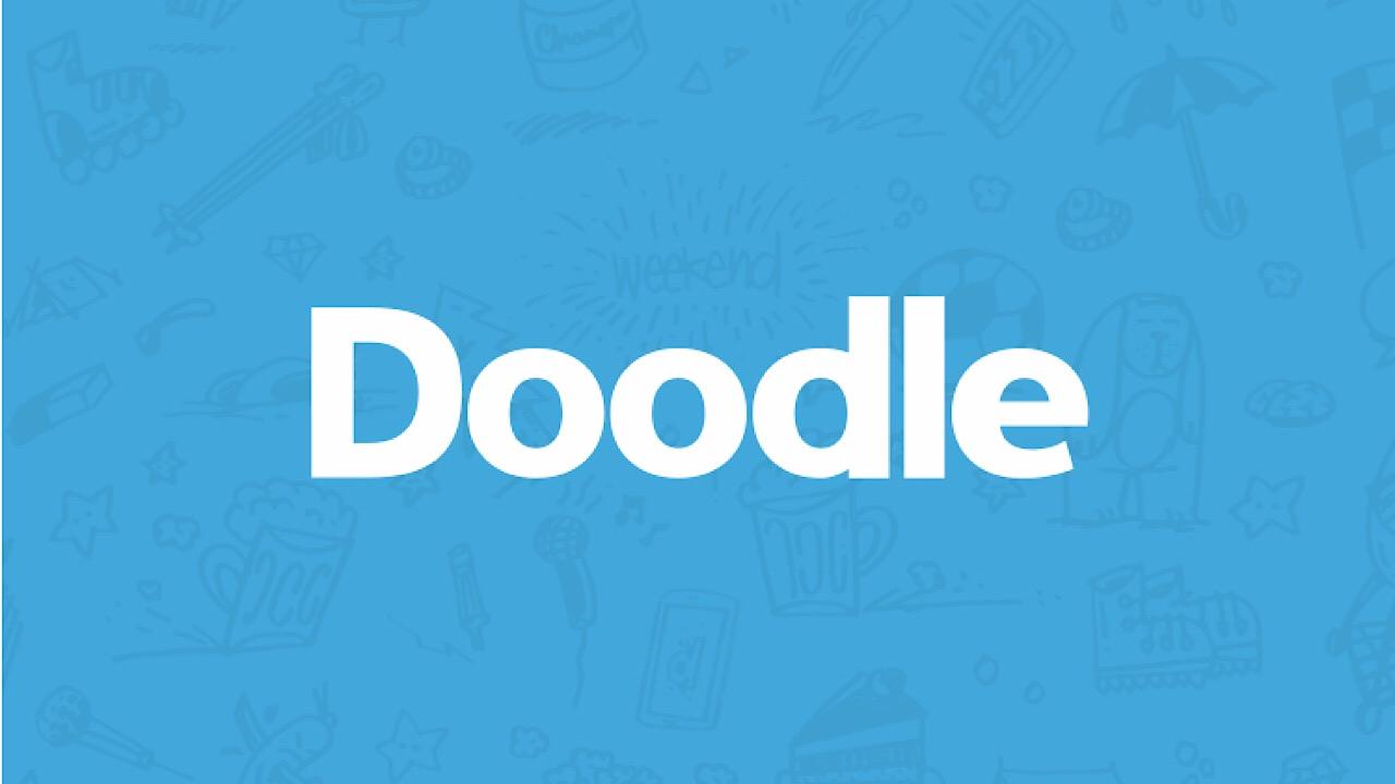 Doodle app logo