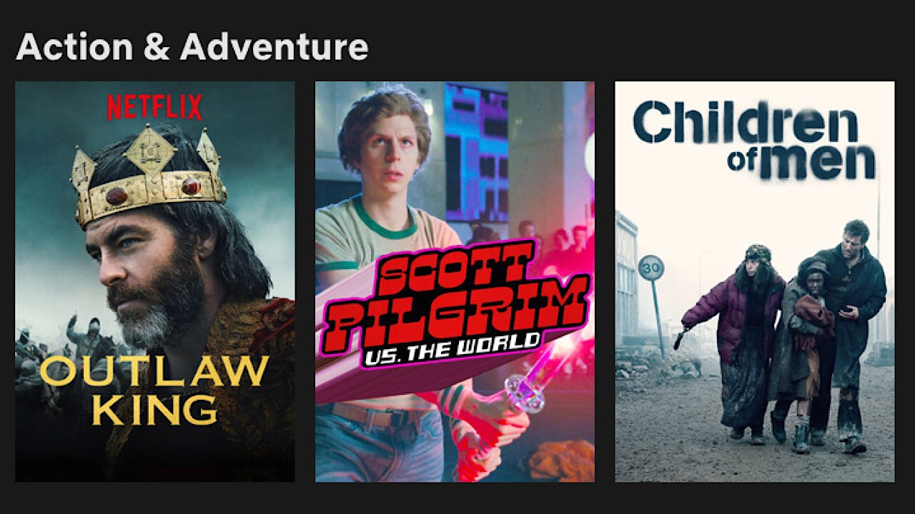 Scott Pilgrim on Netflix