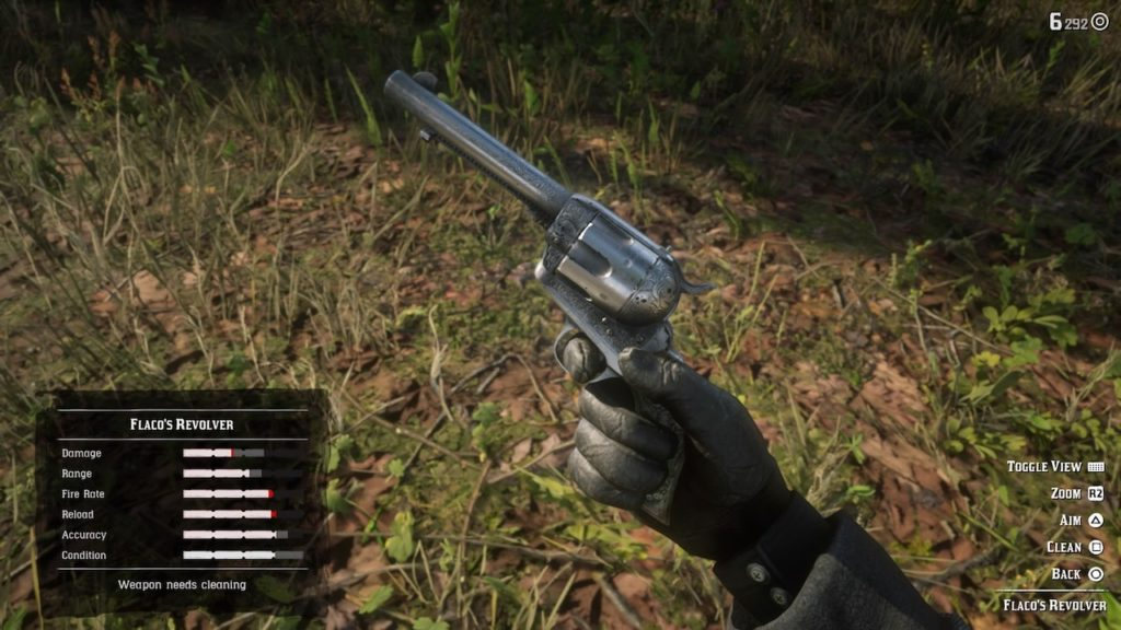 How To Find All Rare Guns In Red Dead 2